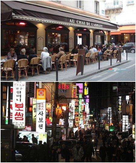 서울은 목소리 '큰놈'이 이기는 사회