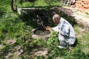 미국인의 정신적 갈증 풀어준 선승 범휴 스님