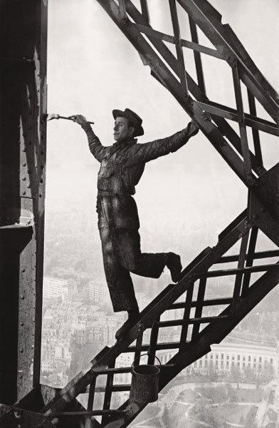 '에펠탑의 페인트공' 마크 리부 사진전