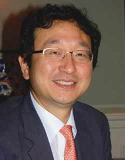 원자력을 위한 법률가 모임 만든  정승윤 교수