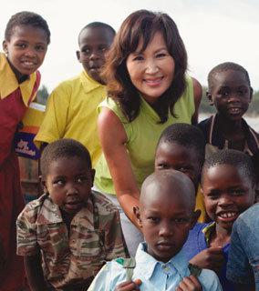 이창옥 NGO '아이 러브 아프리카' 이사장