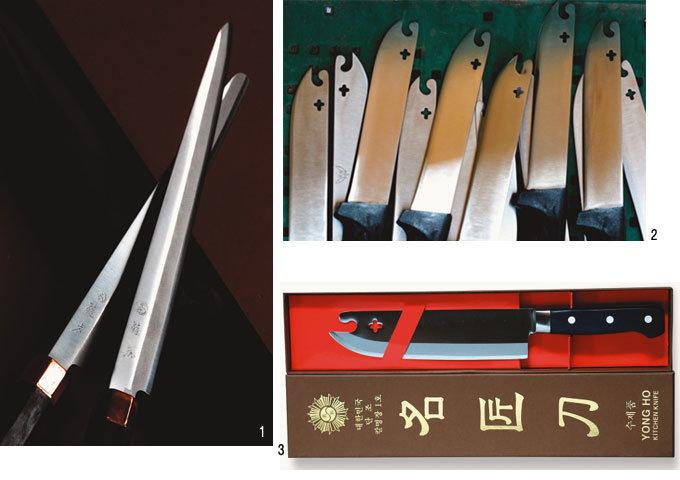 예리하고도 부드러운 칼의 차가운 매력