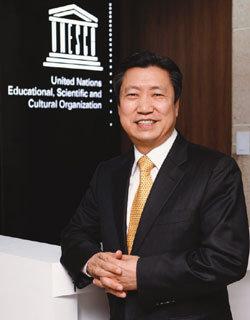 ALL NEW 선언한 민동석 유네스코한국위원회 사무총장
