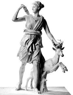 아폴론에 속은 아르테미스는 戀人 향해 화살 날리고…