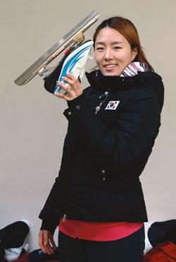 여자 500m 스피드스케이팅 세계 신기록 이상화
