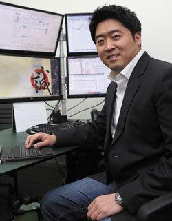 기업구조 개선운동 벌이는 (주)네비스탁 대표 김정현