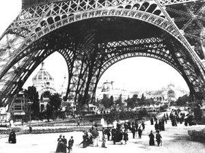 에펠탑의 기억 왜곡과 실학의 허구성