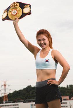 2체급 세계 챔피언 석권한 새터민 복서 최현미