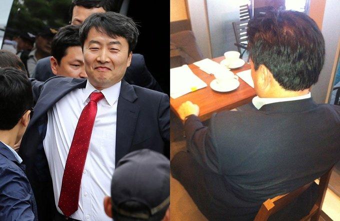국회의원 이석기의 혁명 vs '부여 간첩' 김동식의 혁명