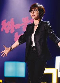 '열정樂서'에서 '스스로 주도하는 삶' 강연 삼성전자 부사장 이영희