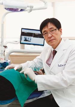 세계 최초 '디지털 치아 보철법' 개발 치과의사 권오달