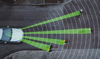 미래 도로 누빌 똑똑한 차