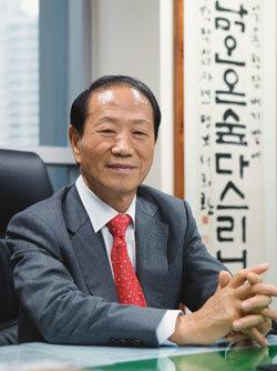 세계수도문화연구회장 김일윤