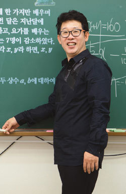 박태환 선수 10억 후원한 수학강사 우형철
