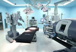 신장암으로 다빈치 로봇 수술 받았다