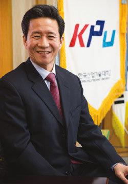 한국산업기술대 신임 총장 이재훈