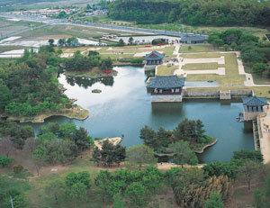 '용오름 풍수'로 통일신라 수호한 문무대왕