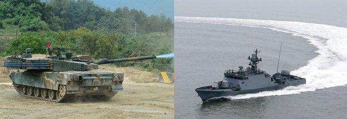 포 못 쏘는 군함, 잠수 못하는 잠수함 방산 비리에 무너지는 명품 무기 신화