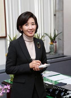여성 최초 국회 외교통일위원장 나경원