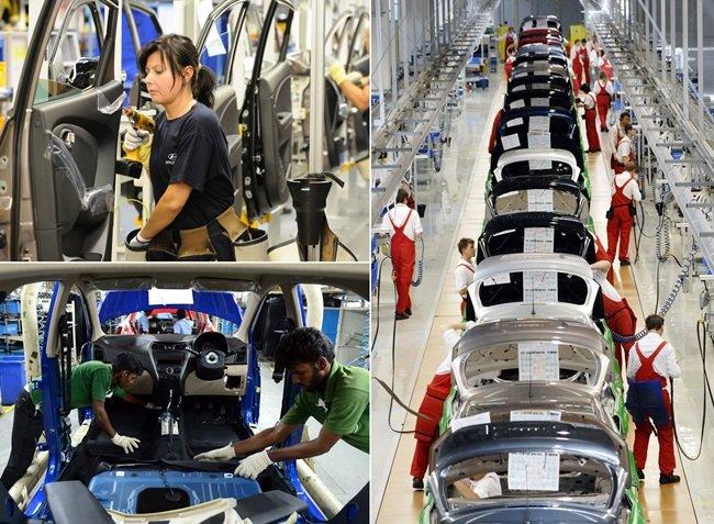 해외 생산기지 늘려 글로벌 시장 파상공세