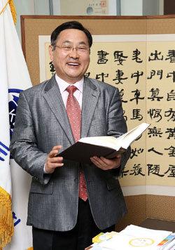 한국도서관협회 신임 회장 곽동철