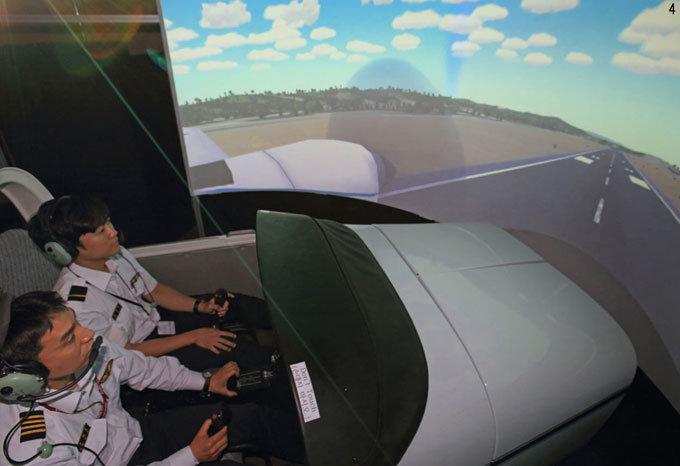 파일럿의 꿈 창공을 누비다