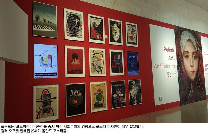 폴란드, 천년의 예술 展