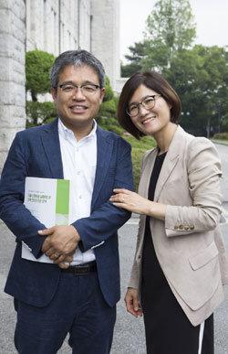 '실질적' 저출산 대책 제시한 이제상·송유미 부부