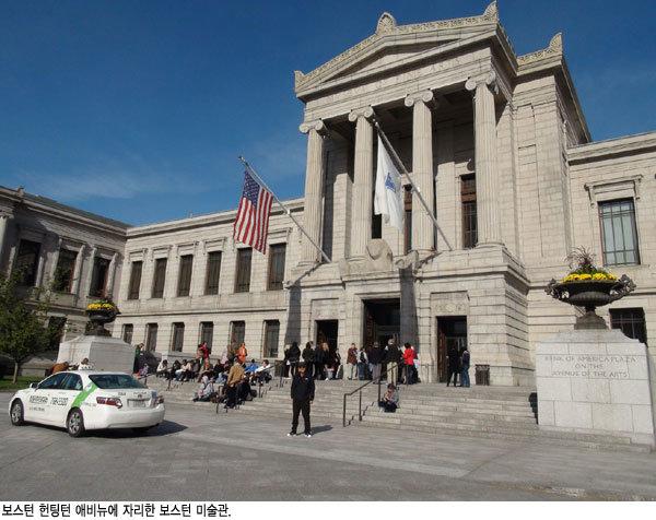 미국의 대영박물관 꿈꾼 '영국 양반'의 자존심