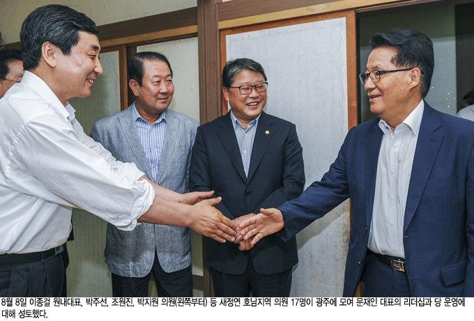 """""""천정배 신당 9월 중 개문발차(開門發車)"""""""