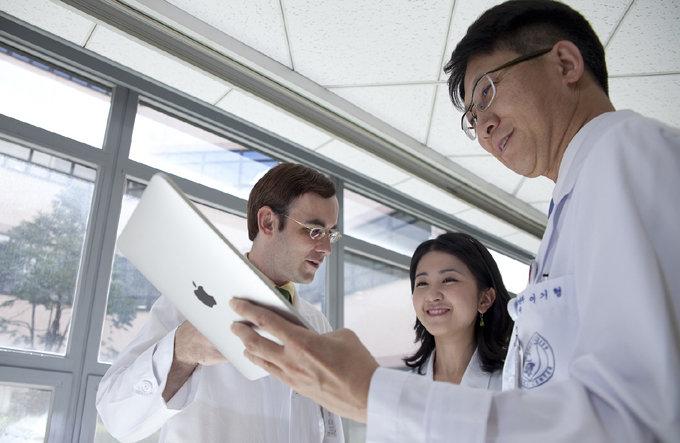 미래형 첨단 병원으로 거듭나는 국내 최고 연구중심병원