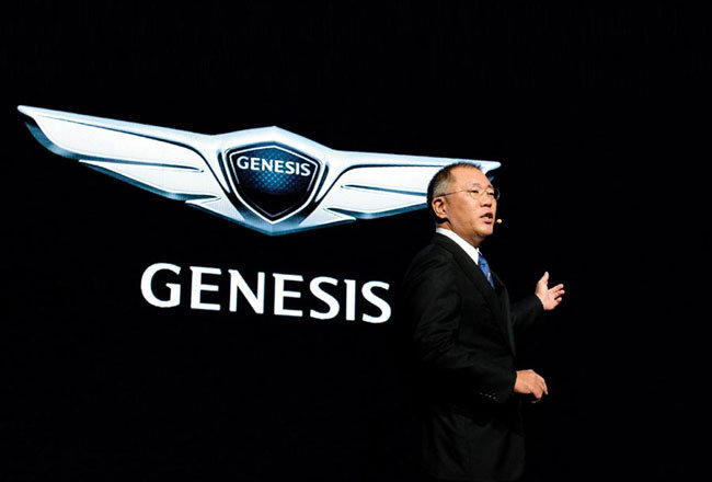 글로벌 브랜드 '제네시스' 고급차 시장 '신기원' 되나
