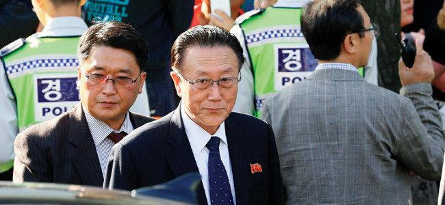 의문투성이 김양건의 죽음