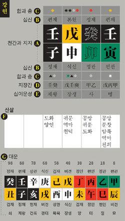 운명을 읽는 남자, 음악평론가 강헌