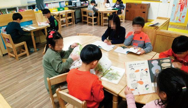 초등돌봄교실은 제2 누리과정?