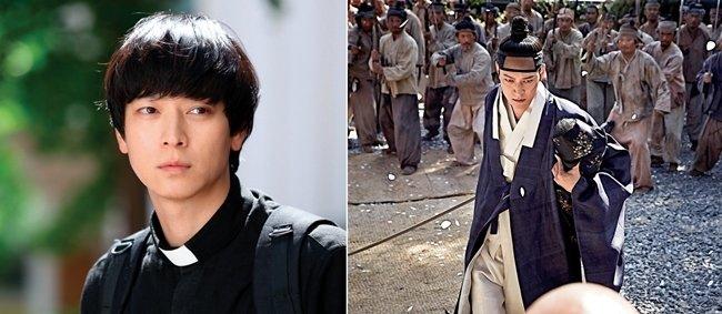 한국 영화의 강동원 활용법