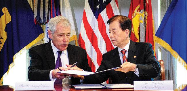 핵무장론의 자충수 전시작전통제권