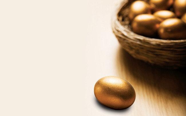 달걀은 한 바구니에 담아라!