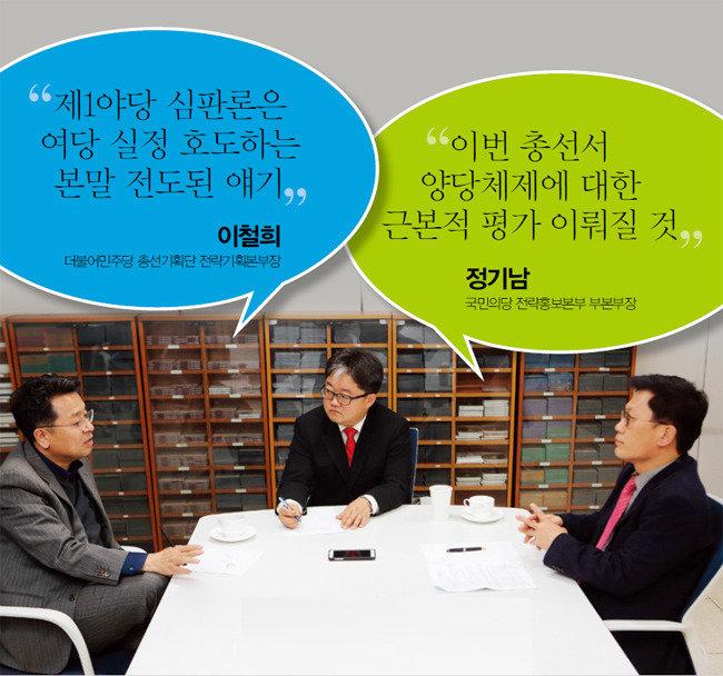 더불어 민주당 이철희 vs 국민의당 정기남 맞짱 토론