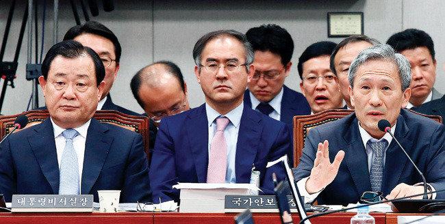 단독   사이버테러법 둘러싼 靑 권력다툼 내막