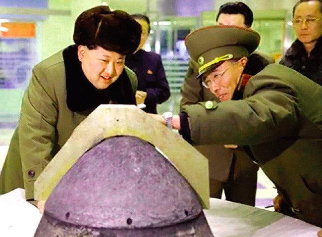남은 건 ICBM 실험뿐, 평양 딜레마