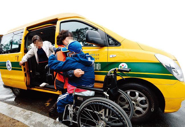 배차는 복불복? 장애인 콜택시