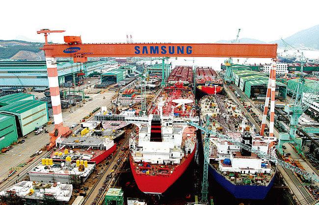 삼성, 대우조선 인수설 모락모락