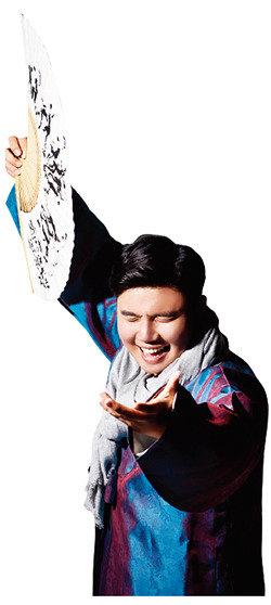 청년이 된 '국악신동' 유태평양 인생 2막 '흥부가'