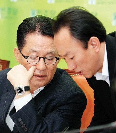 박지원의 그림자, 국민의당 김명진 원내대표 비서실장