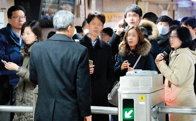 20년 달린 서울시 지하철 '오늘도 무사히'