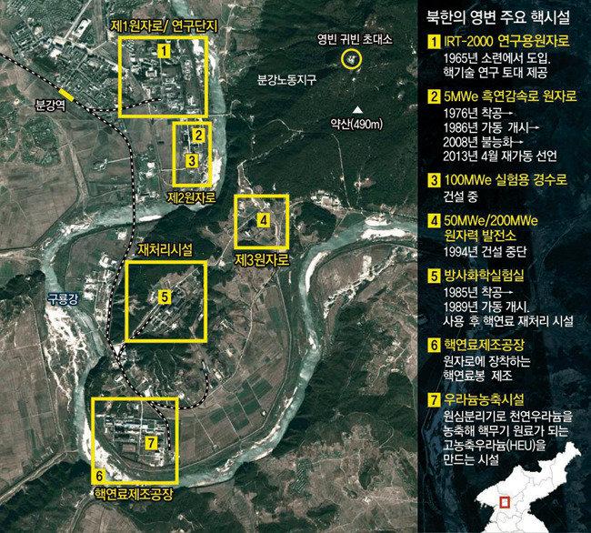 '북핵 정밀타격' 시뮬레이션 해보니