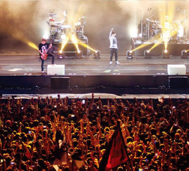 한국 록 최후의 블록버스터 이벤트