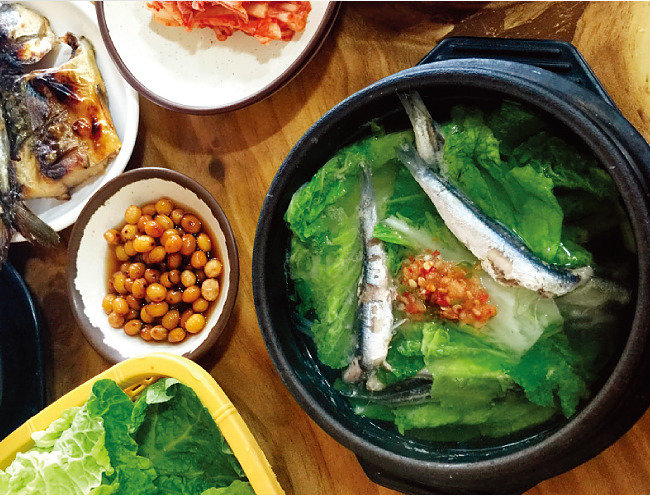 감칠맛의 끝판왕, 재래 흑돼지와 '멜국'