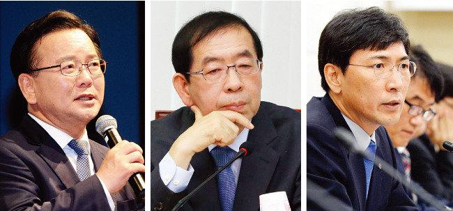 '문재인 회의론'發 대권경쟁 활활